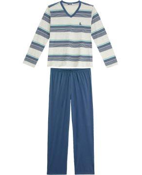 Pijama-Masculino-Lua-Cheia-Longo-Listras