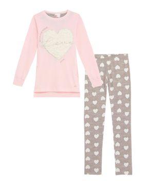 Pijama-Infantil-Feminino-Lua-Lua-Legging-Peluciado