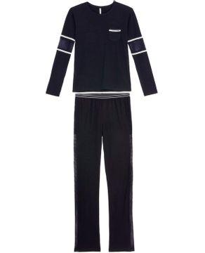 Pijama-Feminino-Lua-Lua-Longo-Sport-Telinha