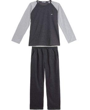 Pijama-Masculino-Podiun-Longo-Moletinho-Reglan
