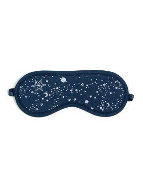 Máscara de Dormir Lua Encantada Estrelas