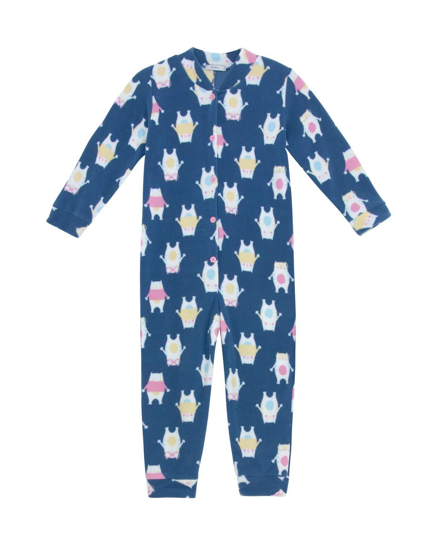 7c5706d429bd15 Macacão Infantil Dedeka Soft Gatos | Pijama Online - Pijama Online