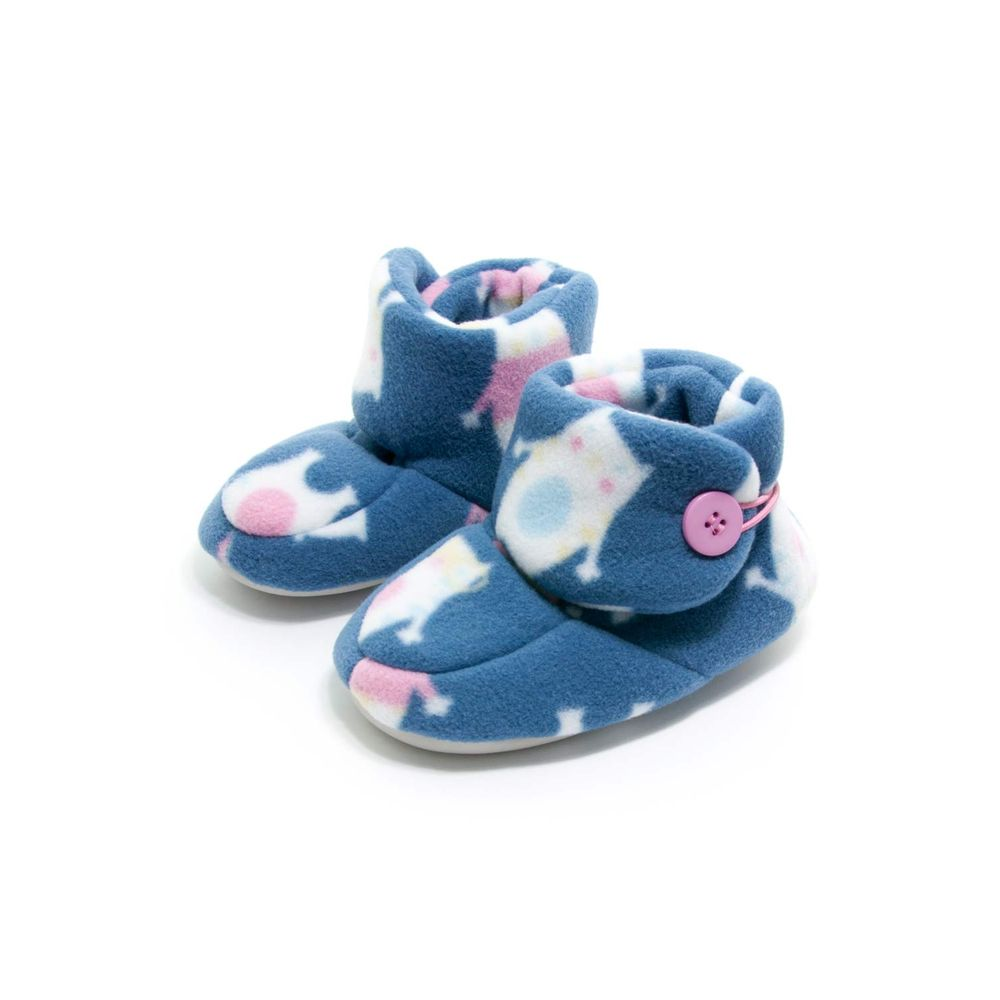 Bota-Pantufa-Infantil-Dedeka-Soft-Gatos