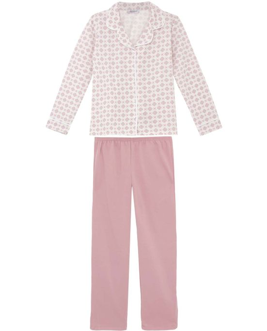 Pijama-Plus-Size-Feminino-Lua-Cheia-Aberto-Flanelado
