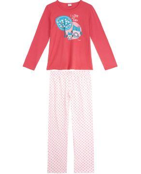 Pijama-Feminino-Compose-Longo-Coruja