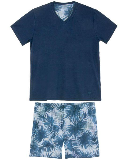 Pijama-Plus-Size-Masculino-Daniela-Tombini-Bermuda