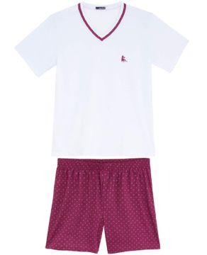 Pijama-Masculino-Lua-Cheia-Bermuda-Triangulos