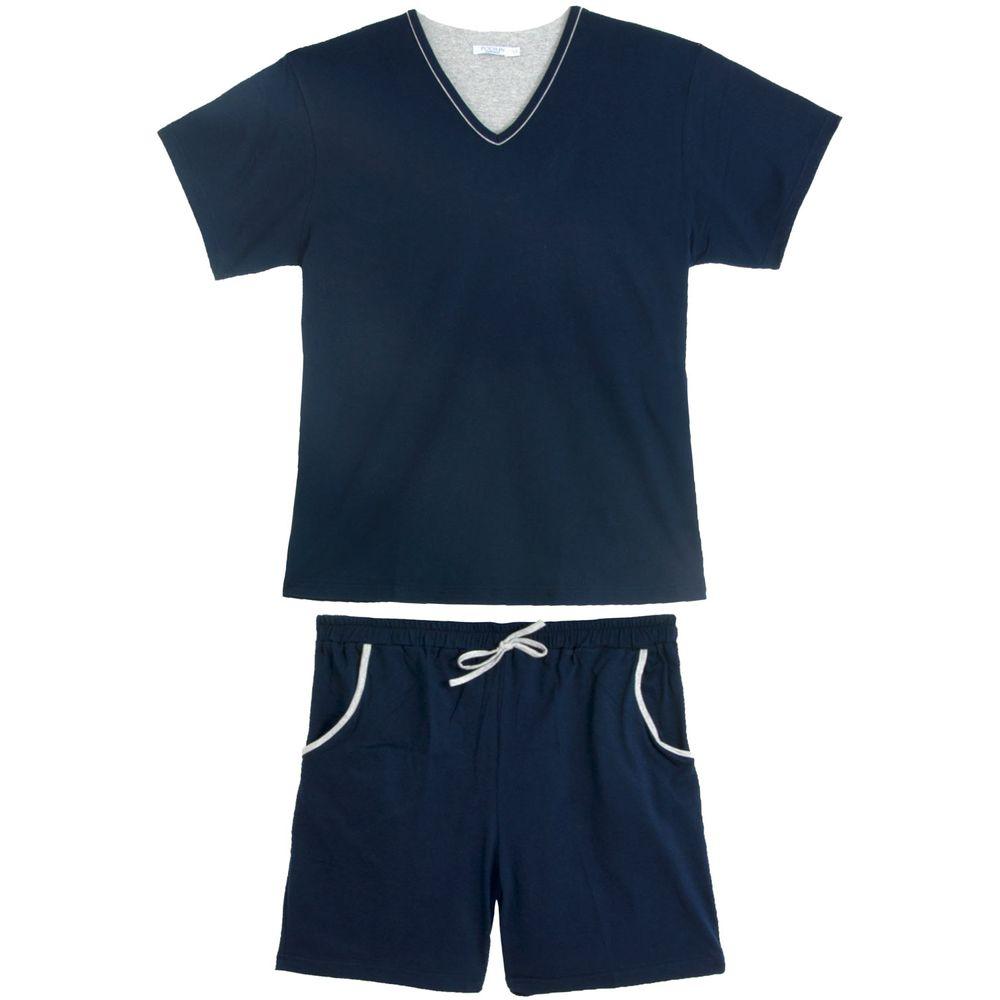 Pijama-Masculino-Podiun-100--Algodao-Short-Bolso