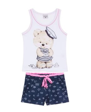 Shortdoll-Infantil-Lua-Encantada-Regata-Algodao-Urso