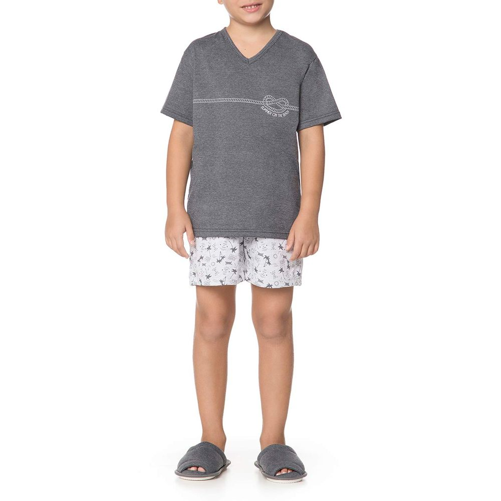 Pijama-Infantil-Masculino-Lua-Encantada-Short-Laco