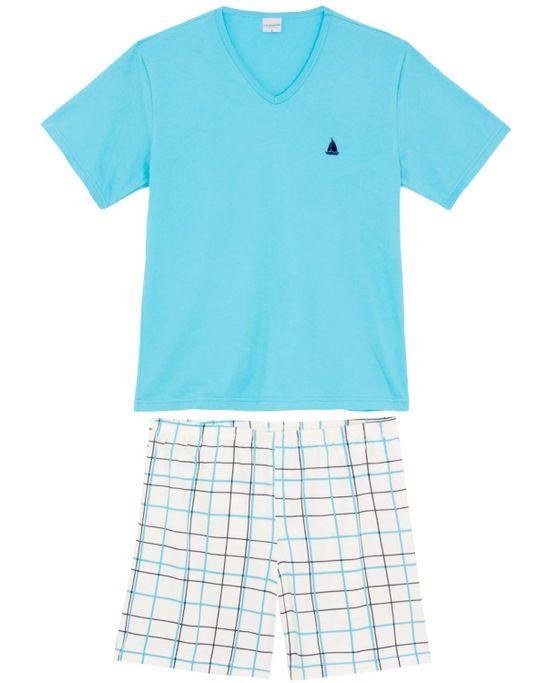 Pijama-Masculino-Lua-Encantada-Algodao-Barco