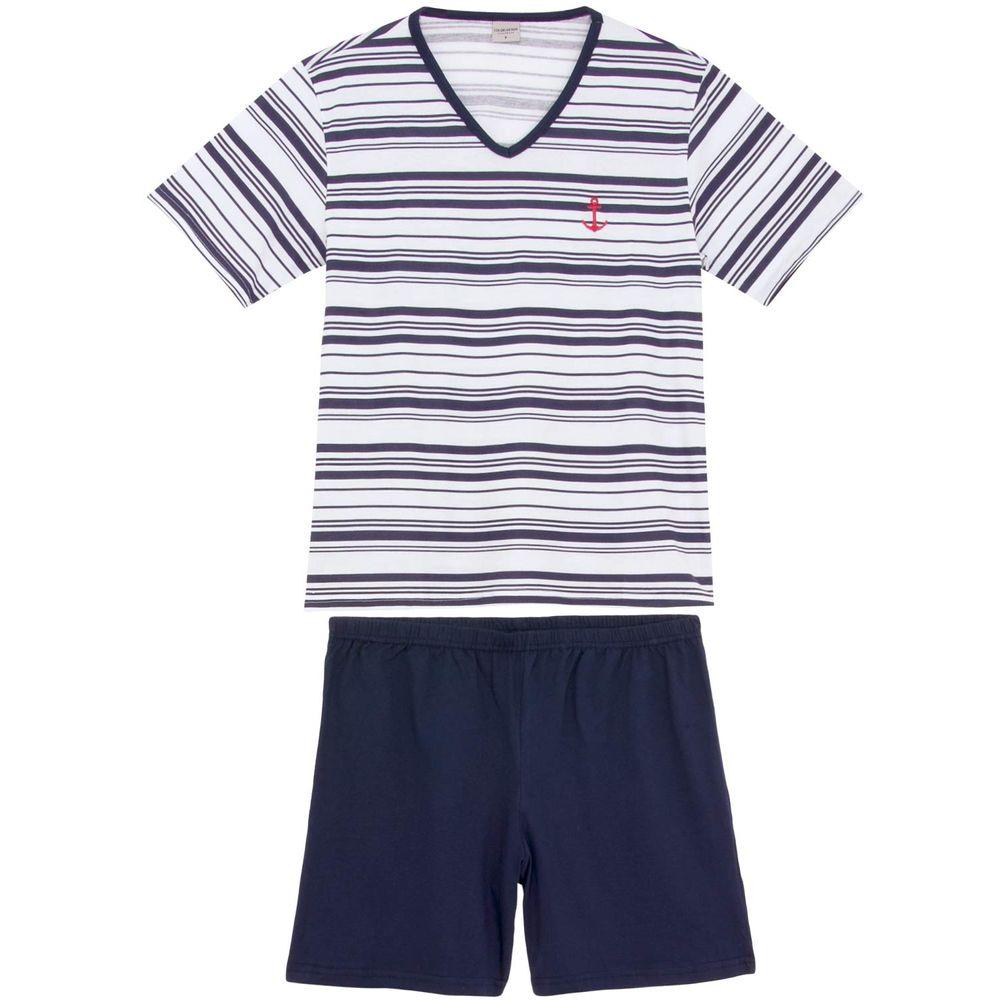 Pijama-Masculino-Lua-Encantada-Algodao-Listras