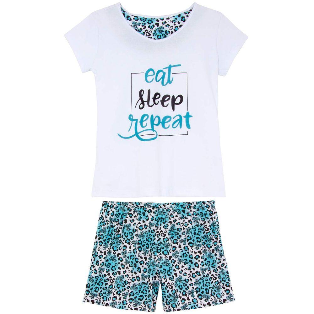 Shortdoll-Kalm-100--Algodao-Eat-Sleep-Repeat