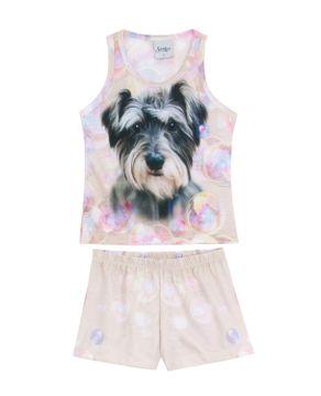 Short-Doll-Infantil-Lua-Encantada-Regata-Cachorro