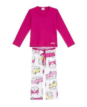 Pijama-Infantil-Feminino-Lua-Encantada-Calca-Kombi