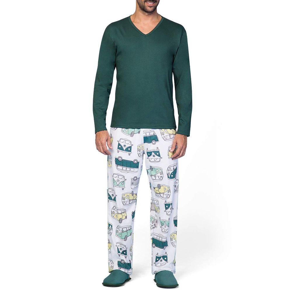 Pijama-Masculino-Lua-Encantada-Algodao-Calca-Kombi