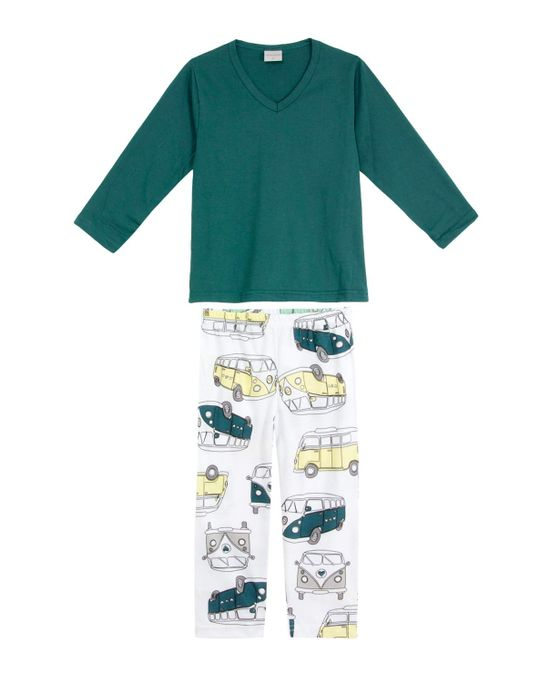 Pijama-Infantil-Masculino-Lua-Encantada-Calca-Kombi