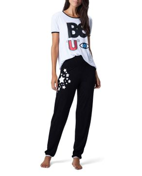 Pijama-Feminino-Joge-Longo-Viscolycra-Be-U