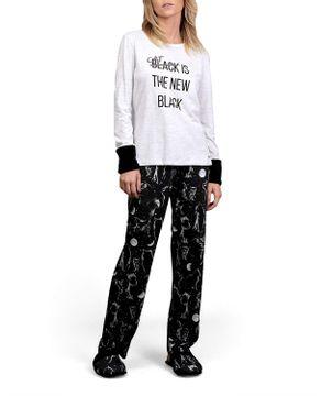 Pijama-Feminino-Lua-Lua-Legging-Algodao-Gatos