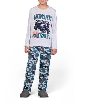 Pijama-Infantil-Masculino-Lua-Encantada-Monster-Jam