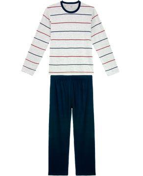 Pijama-Masculino-Fits-Well-Moletom-Flanelado-Listras