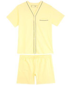 Pijama-Masculino-Fits-Well-Aberto-Curto-Algodao