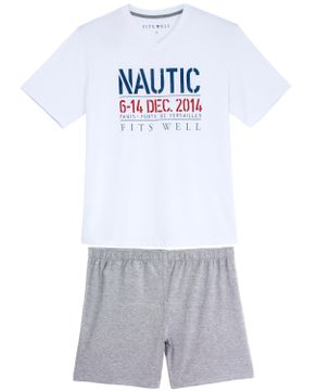 Pijama-Masculino-Fits-Well-Curto-Modal-Nautic