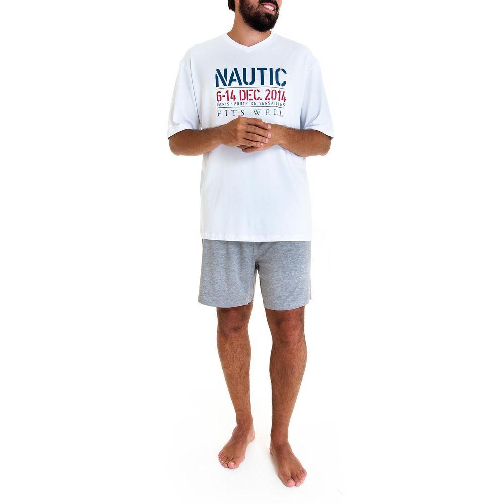 Pijama-Masculino-Fits-Well-Curto-Modal-Nautic