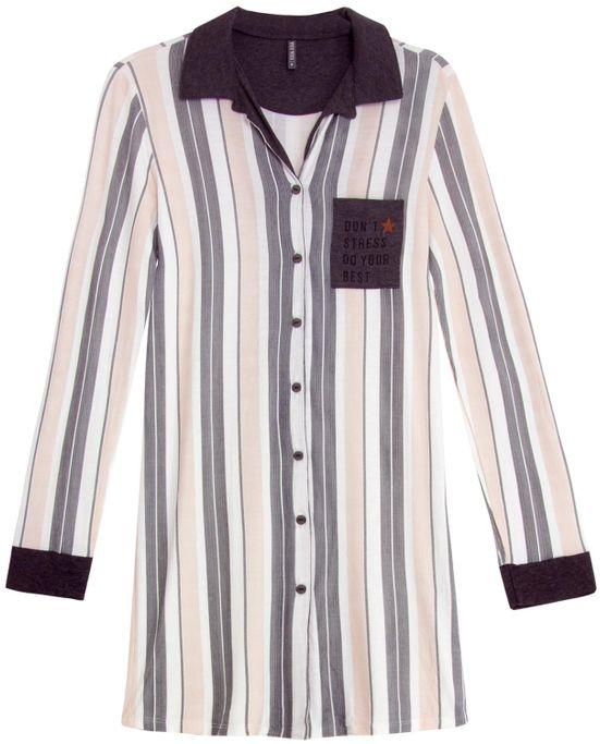 Camisao-Lua-Lua-Chemisier-Aberto-Viscolycra-Listras