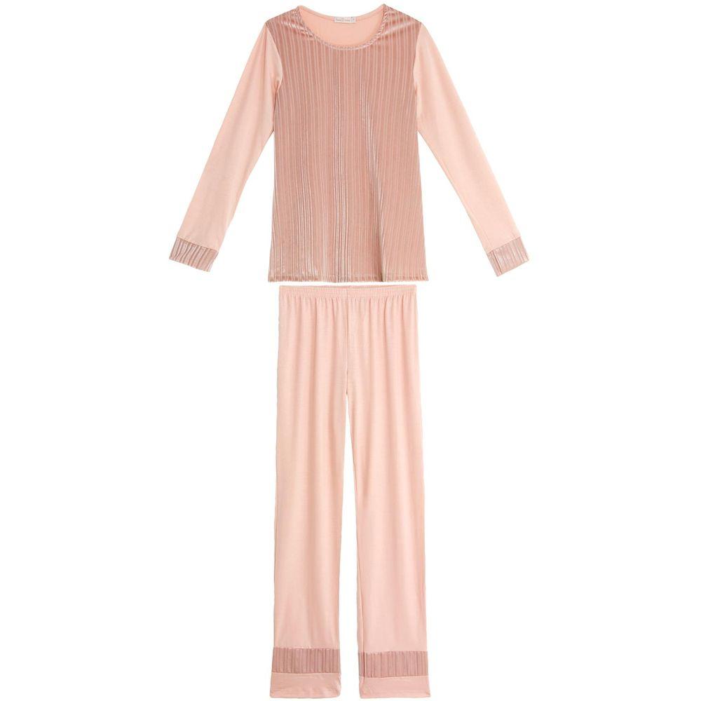 Pijama-Feminino-Daniela-Tombini-Longo-Veludo