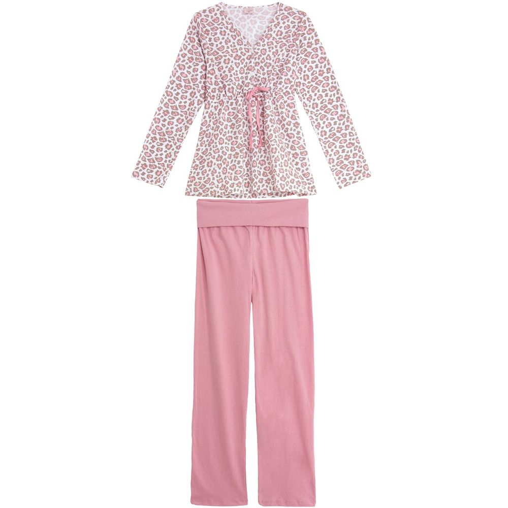 Pijama-Gestante-Lua-Encantada-Semi-Aberto-Onca