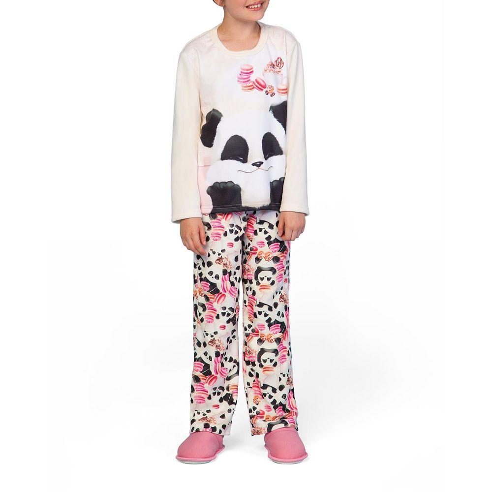 Pijama-Infantil-Feminino-Lua-Encantada-Soft-Panda