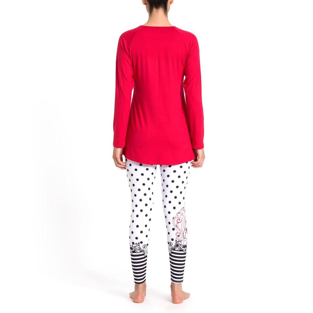 Pijama-Feminino-Recco-Viscolycra-Calca-Poa