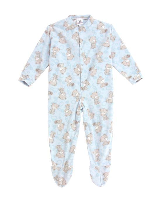 Macacao-Infantil-com-Pe-Papa-s-Wave-Soft-Urso