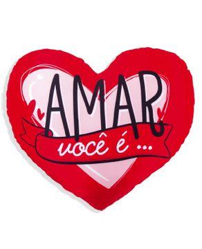 Almofada-Uatt--Coracao-Namorados-Amar-Voce-E…