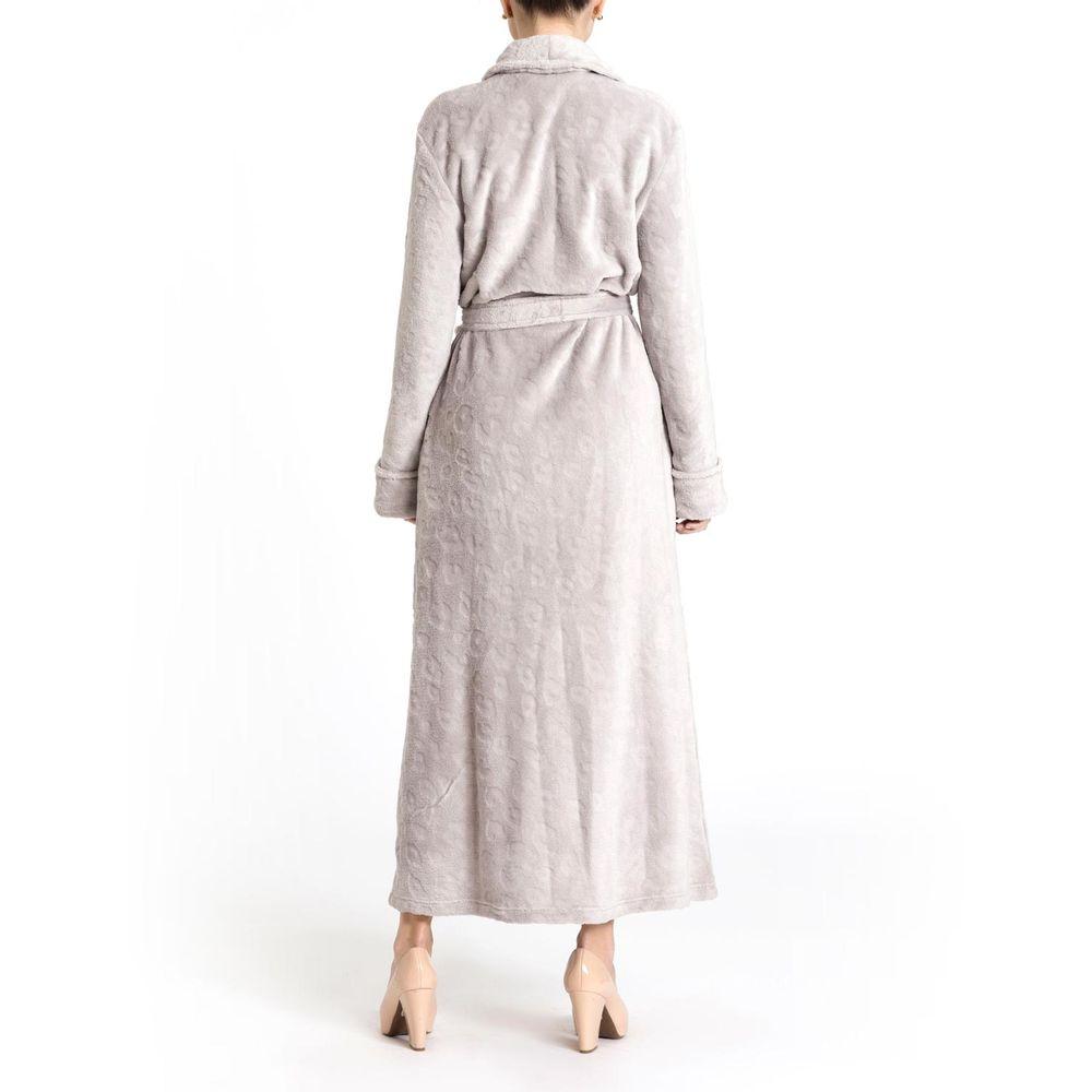 Robe-Feminino-Recco-Longo-Peluciado-Onca