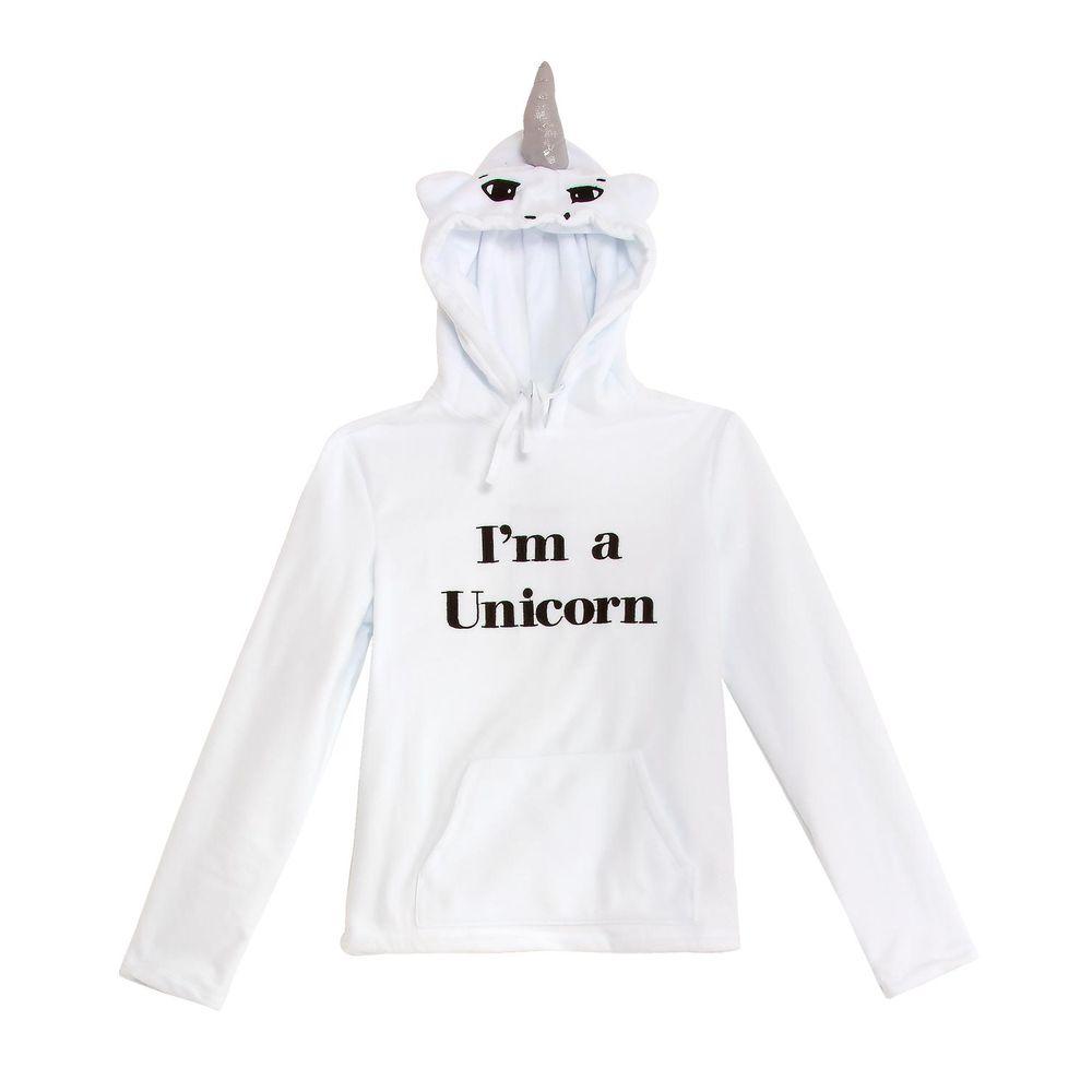 Blusa-Pijama-Unicornio-Lua-Lua-Soft-com-Capuz