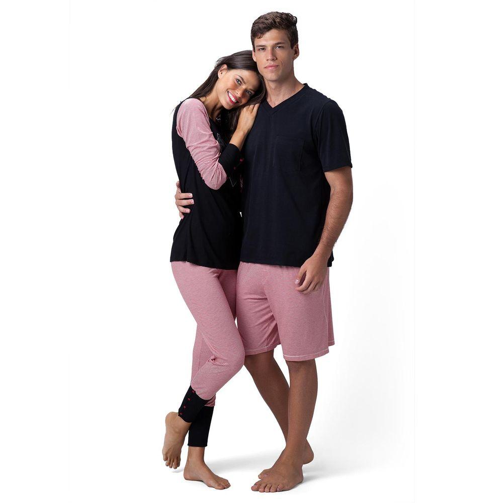 Pijama-Masculino-Joge-Algodao-Short-Visco-Elastico