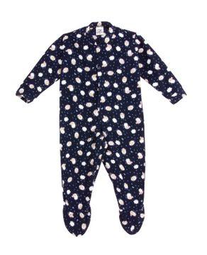 Macacao-Infantil-com-Pe-Papa-s-Wave-Soft-Ovelhas