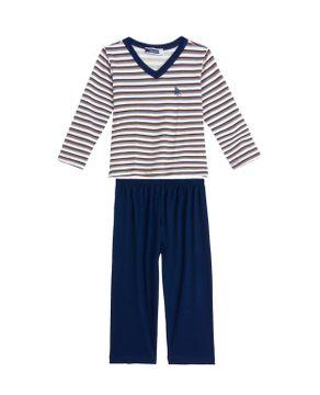 Pijama-Infantil-Masculino-Lua-Cheia-Longo-Listras