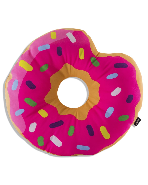 6a08eba8f69e2d Almofada Uatt? Donuts - Rosa | Compre na Pijama Online - Pijama Online