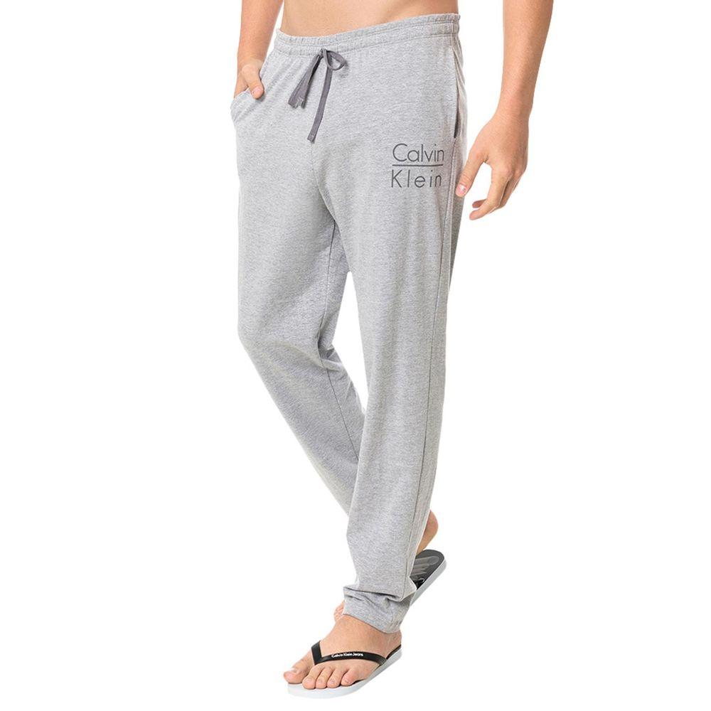 Calca-Pijama-Calvin-Klein-Algodao-Bolsos-Laterais