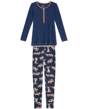 Pijama-Feminino-Daniela-Tombini-Viscolycra-Cachorro