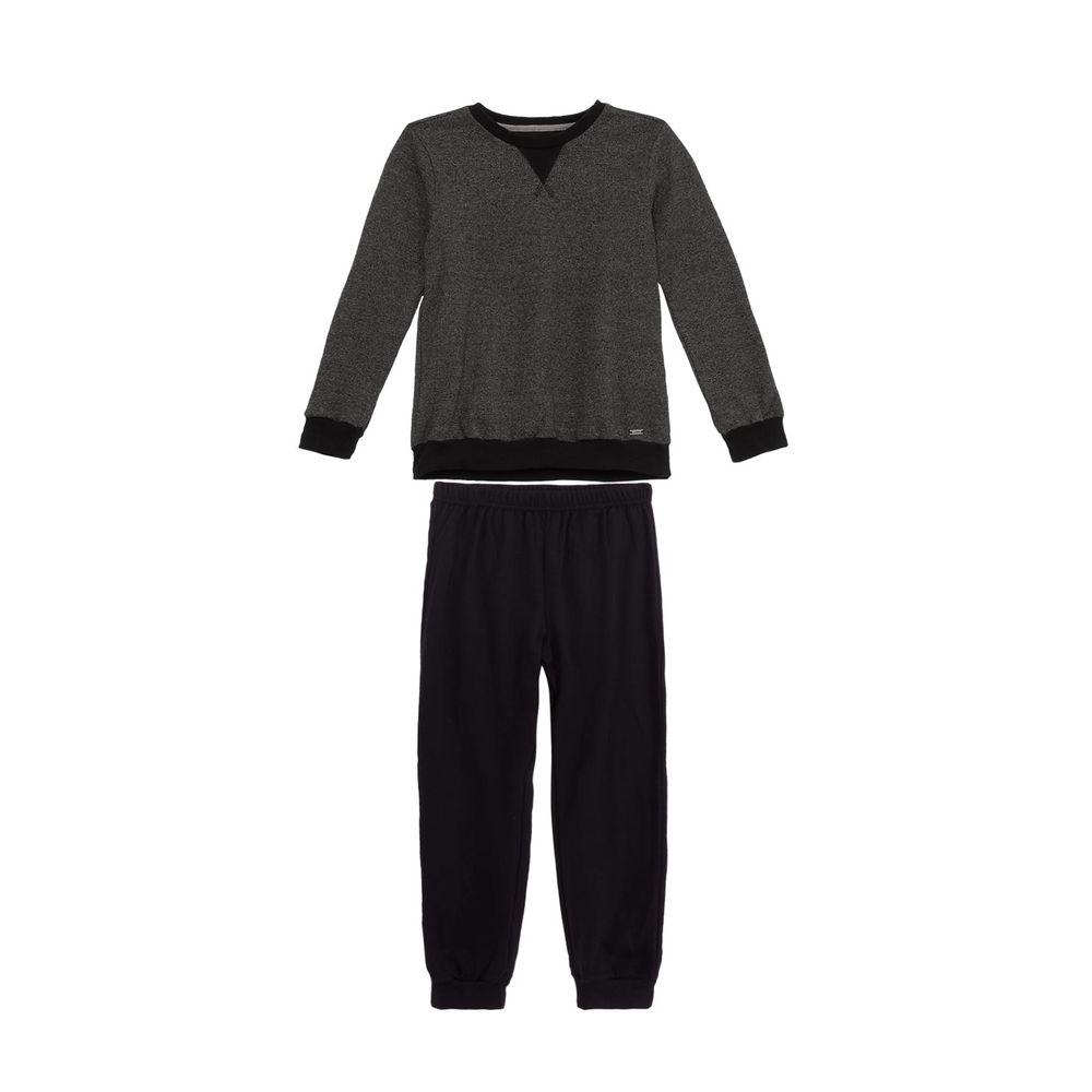 Pijama-Infantil-Masculino-Laibel-Moletinho-Flanelado