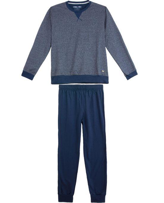 Pijama-Plus-Size-Masculino-Laibel-Moletinho-Flanelado
