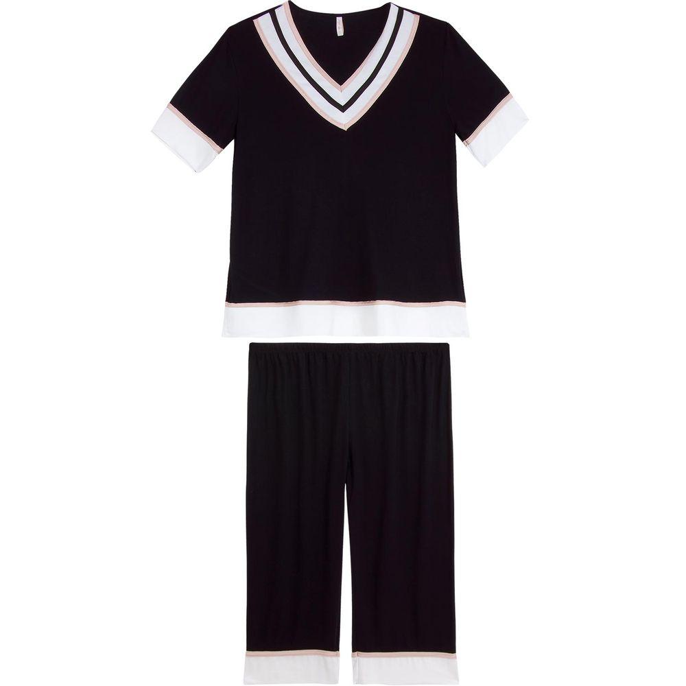 Pijama-Plus-Size-Feminino-Joge-Pescador-Gola-V