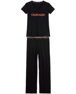 Pijama-Feminino-Calvin-Klein-Manga-Curta-Viscolycra