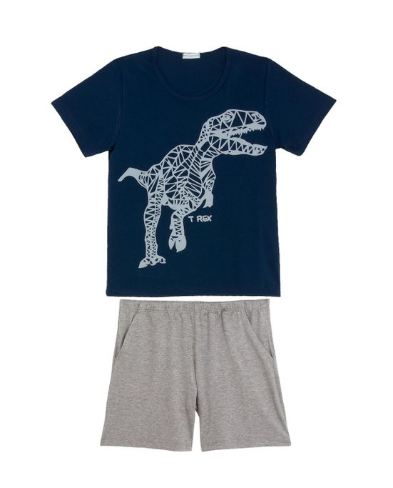 Pijama-Infantil-Masculino-Homewear-Viscolycra-T-Rex