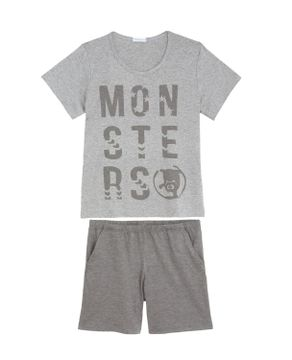 Pijama-Infantil-Masculino-Homewear-Viscolycra-Monsters