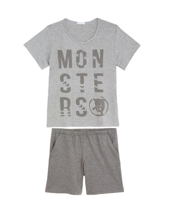 Pijama-Infantil-Masculino-Homewear-Viscolycra-Monsters